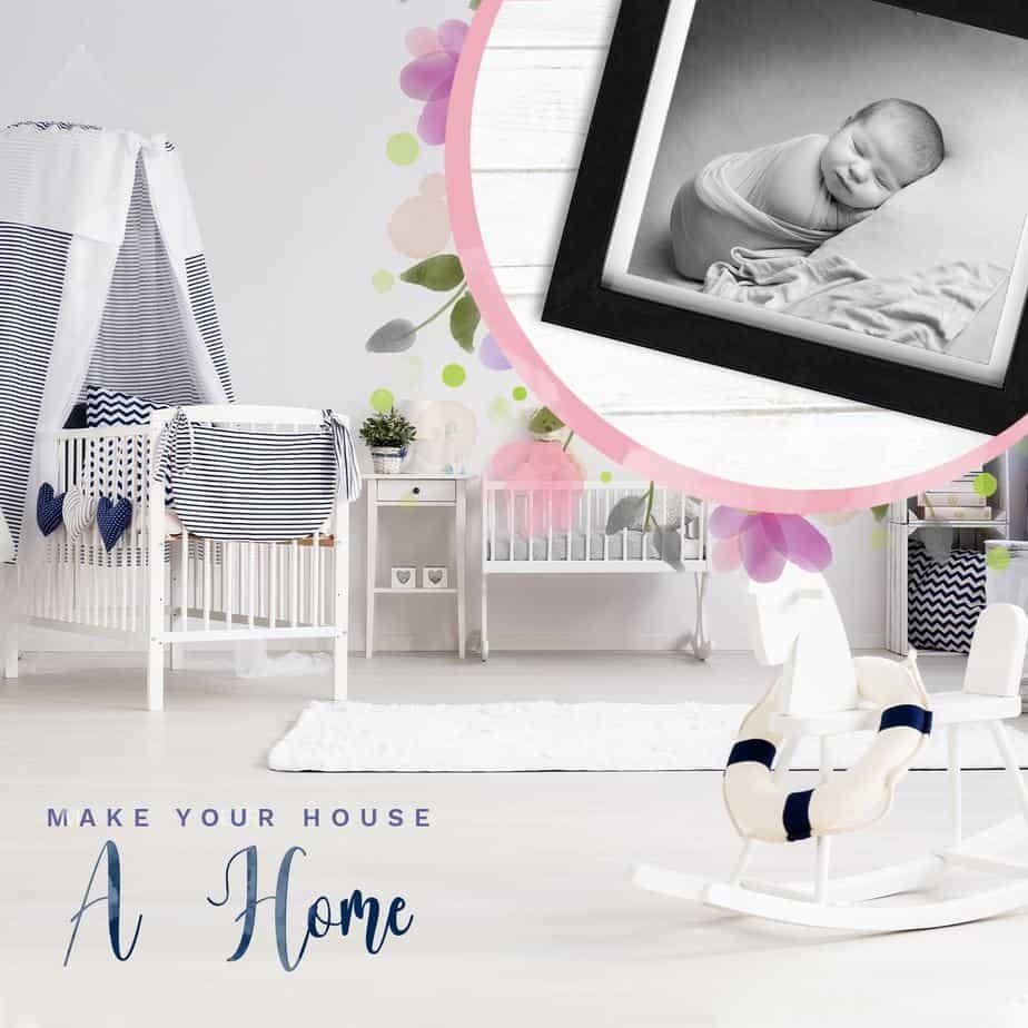 Newborn booking image
